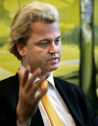 Partido de la Libertad Individual GeertWilders