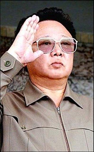 North Korean leader Ki...